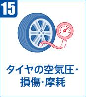 スズキ無料点検2016-タイヤ空気圧
